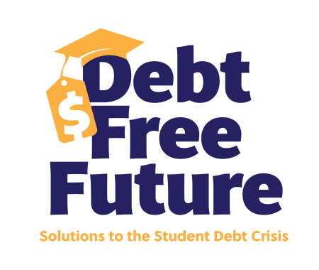 Debt Free Future logo