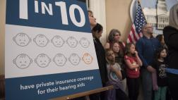 Sign: 1 in 10 have hearing aid coverage