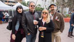 Assemblymember Bloom and staff at LA Women's March